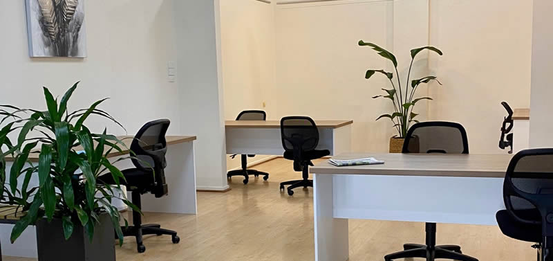 Riverland co-working space at Loxton